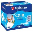 Disks CD-R Verbatim 700MB 48Xi